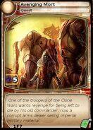 Avenging Mort (card)