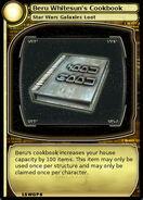 Beru Whitesun's Cookbook (card)