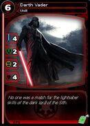 Darth Vader Premium (card)