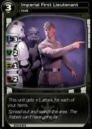 Imperial First Lieutenant (card)