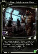 Infiltrate Rebel Command Base (card)
