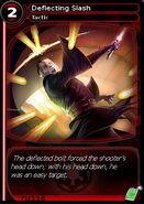 Deflecting Slash (card)