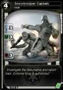 Snowtrooper Captain (card)