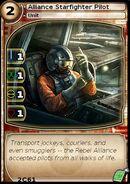 Alliance Starfighter Pilot (card)