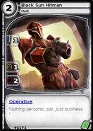 Black Sun Hitman (card)