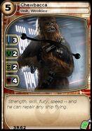 Chewbacca (card)