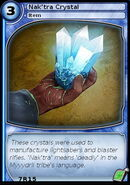 Nak'tra Crystal (card)
