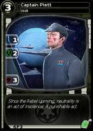 Captain Piett (card)