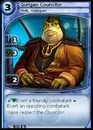 Gungan Councilor (card)