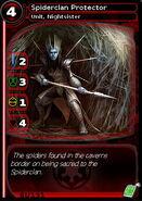 Spiderclan Protector (card)