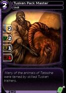Tusken Pack Master (card)
