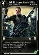 DLT-19 Heavy Blaster Rifle (card)