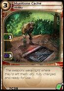 Munitions Cache (card)