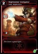 Nightsister Instigator (card)