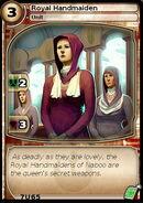 Royal Handmaiden (card)