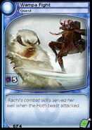 Wampa Fight (card)