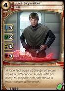 Luke Skywalker 5 (card)