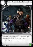 Bring Terror to the Terrorists (card)