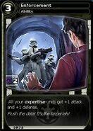 Enforcement (card)