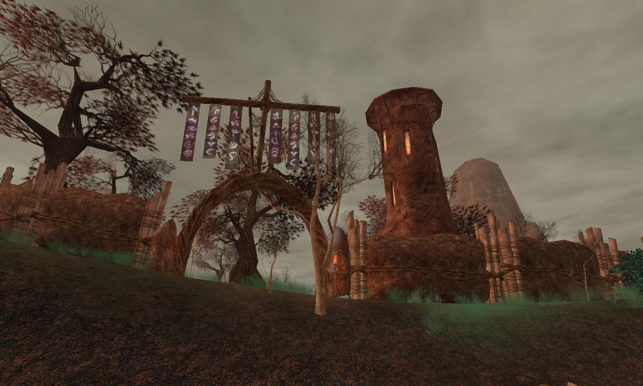 Nightsister Stronghold