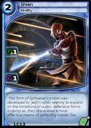 Shien (card)