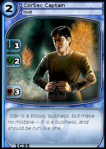 CorSec Captain (card)