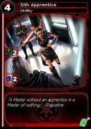 Sith Apprentice (card)