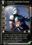Exogen-Class Dark Trooper (card)