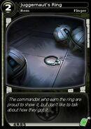 Juggernaut's Ring (card)