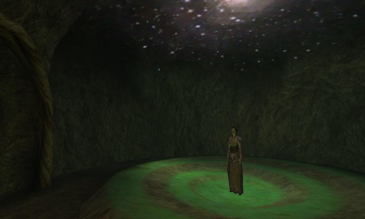 Singing Mountain Clan Cave