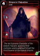 Emperor Palpatine (card)