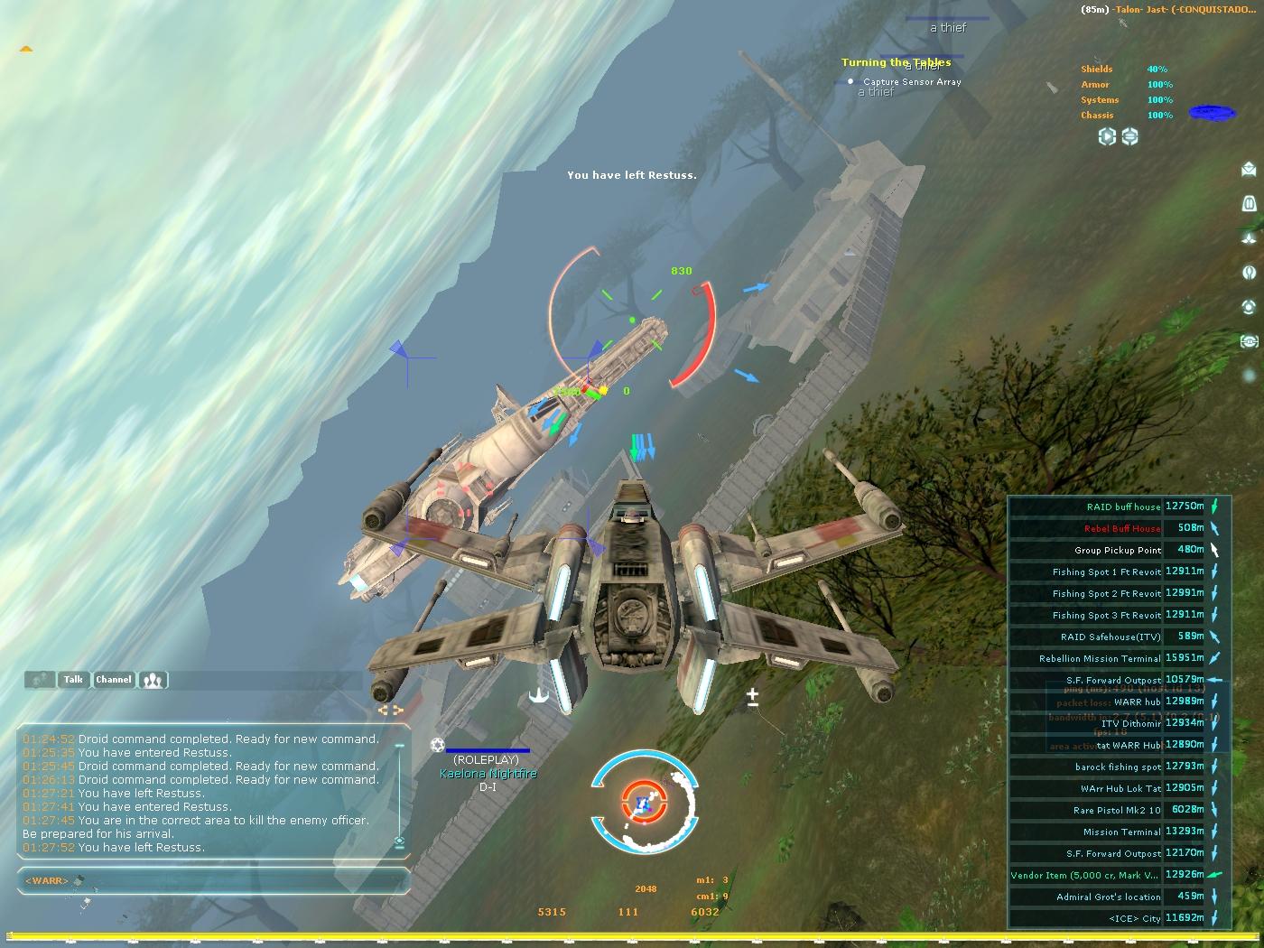 Atmospheric Flight