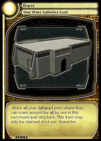 Barn (card)