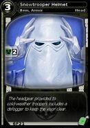 Snowtrooper Helmet (card)