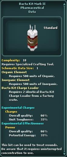 Bacta Kit Mark II