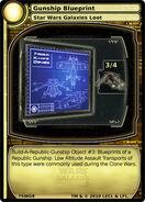 Gunship Blueprint (card)