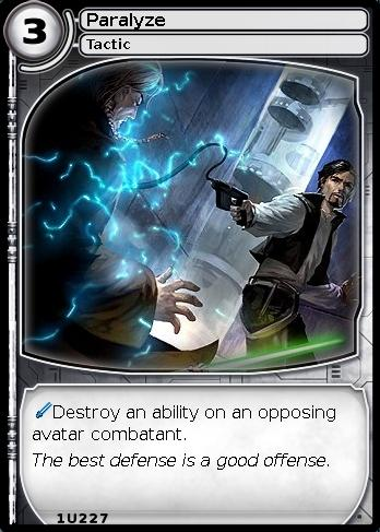 Paralyze (card)