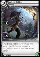 Witch Battle (card)