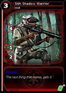 Sith Shadow Warrior (card)