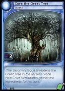 Cure the Great Tree (card)