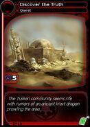 Discover the Truth (card)