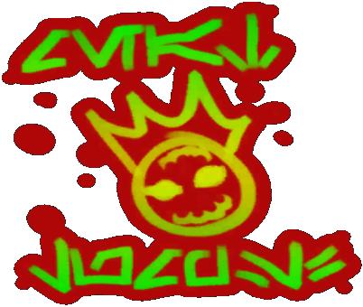 Meatlump Graffiti, Aurebesh Style 1