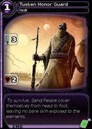 Tusken Honor Guard (card)