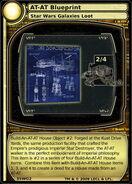 AT-AT Blueprint (card)