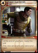 Rebel Guardsman (card)