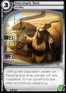 Merchant Tent (card)
