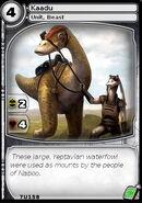 Kaadu (card)