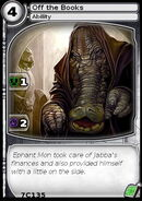 Off the Books (card)