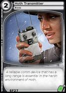 Hoth Transmitter (card)