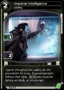 Imperial Intelligence (card)